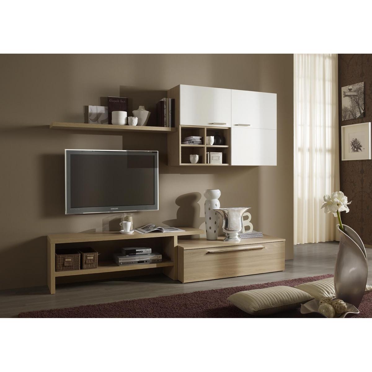 001 parete soggiorno moderno - Parete soggiorno moderno ...