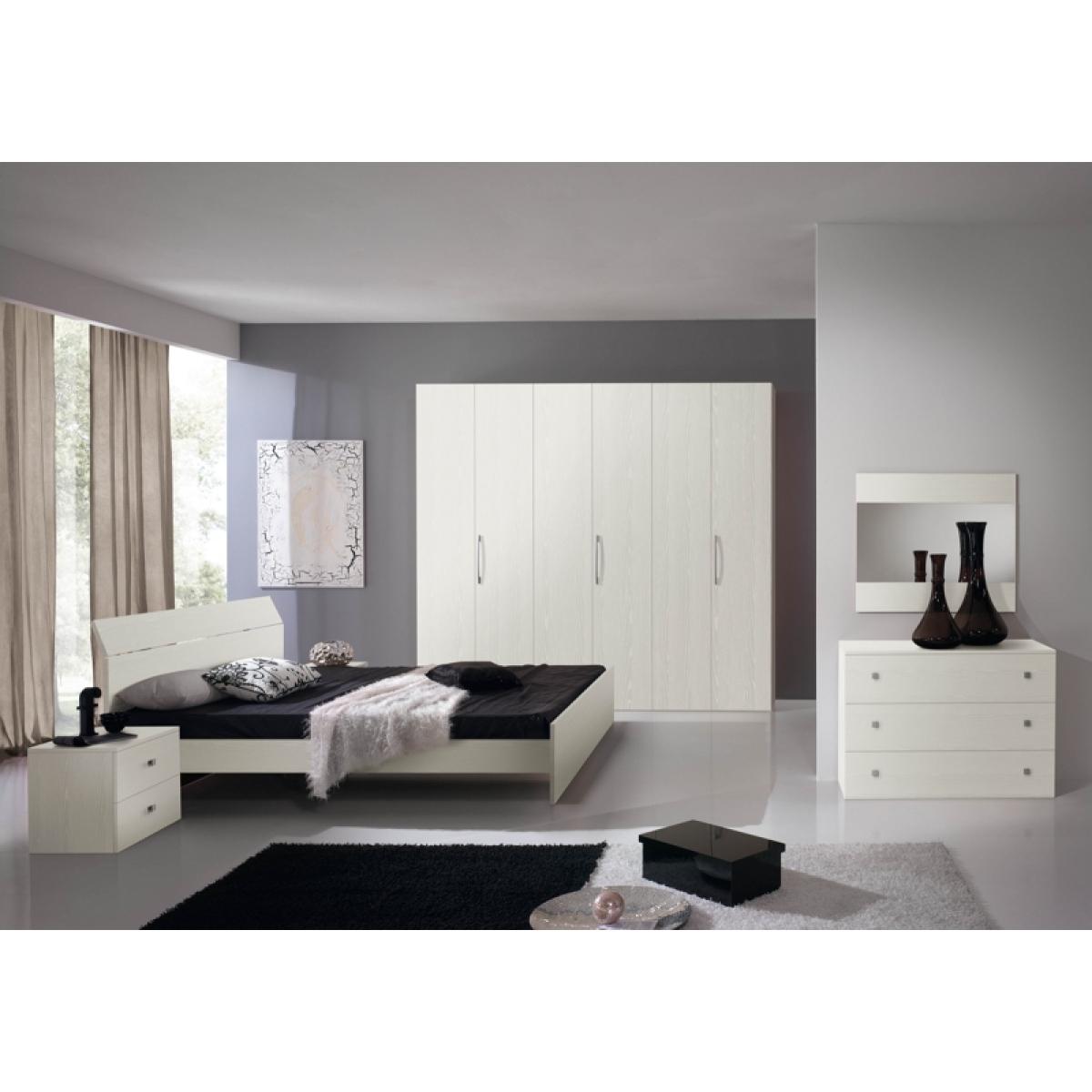 385 camera da letto completa moderna - Camera da letto moderna completa ...